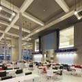 ALG照明計画デザイン_大東文化大学東松山キャンパス 食堂・研究棟